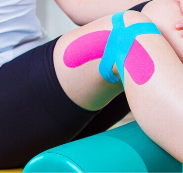 Kinesio taping Anchorage, AK