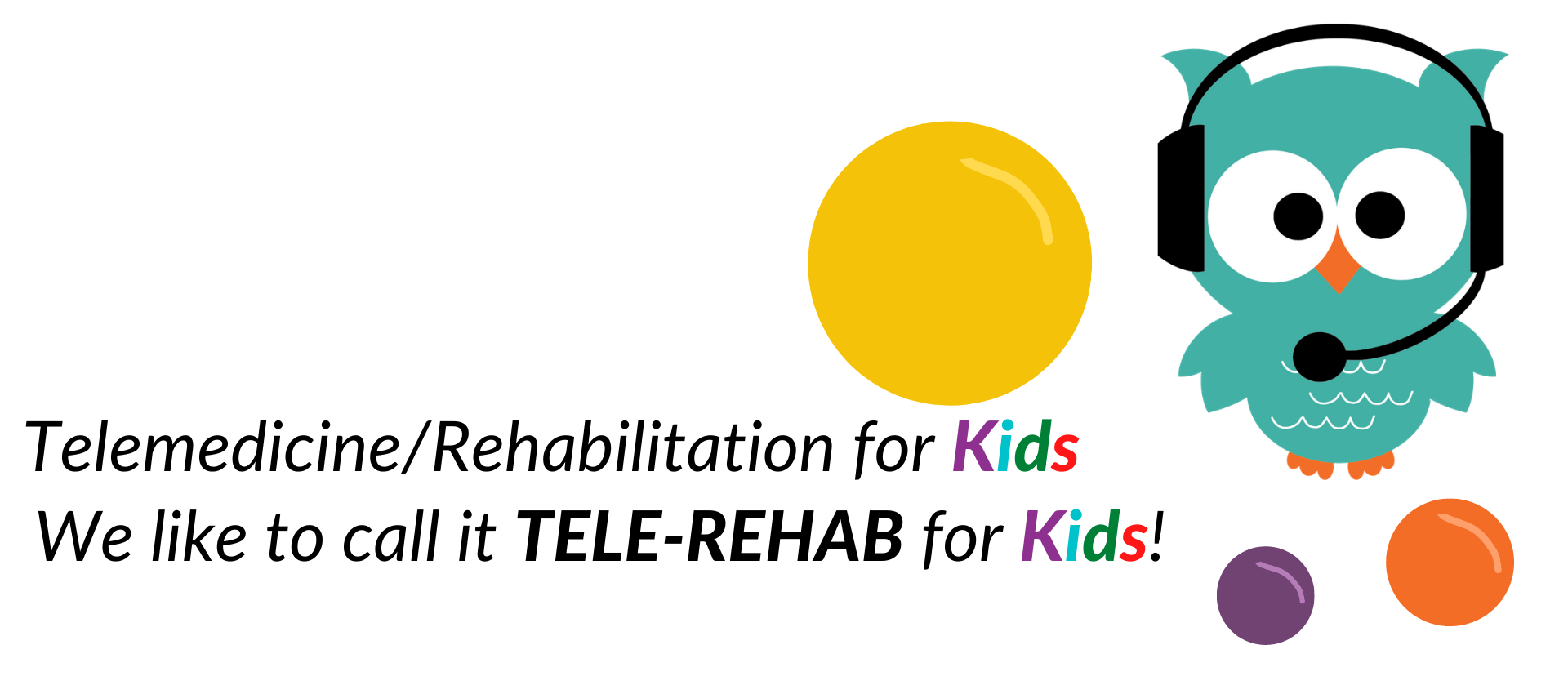 Black text 2 Tele Rehab for Kids WisePT 1 Pediatrics